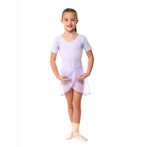 Ballet_Wrap_over_Skirt_Lilac Tappers and Pointers
