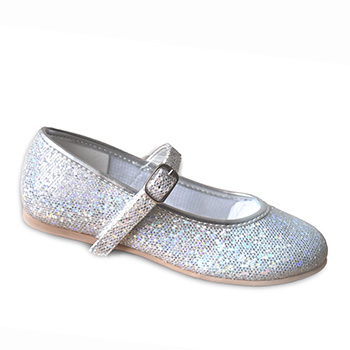 Bar-Hologram Bridal Shoe Tappers and Pointers