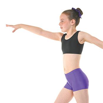 Hipster-Micro-Shorts-in-Purple-Nylon-Lycra