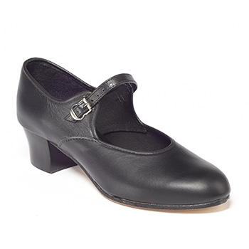 Leather Character Shoe Cuban Heel Tappers and Pointers