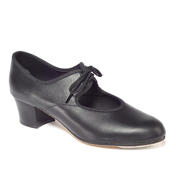 Leather Cuban Heel Tap Shoe Tappers and Pointers
