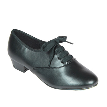 PU Low Heel Oxford Tap Shoe Tappers and Pointers