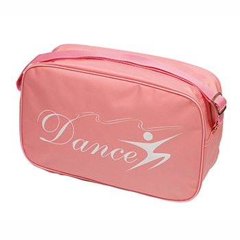 Shoulder-Bag-With-A-Dancer-And-Ribbon-Motif-Bags-Shoulder-Bags Tappers and Pointers