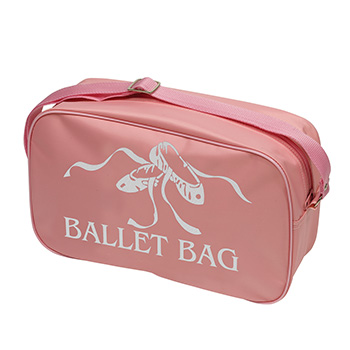 Shoulder-Bag-With-Ballet-Bag-Motif-Bags-Shoulder-Bags Tappers and Pointers