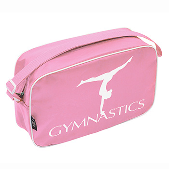 Shoulder-Bag-With-Gymnastic-Motif-Bags-Shoulder Tappers and Pointers
