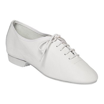 White Jazz Shoe Tappers and Pointers