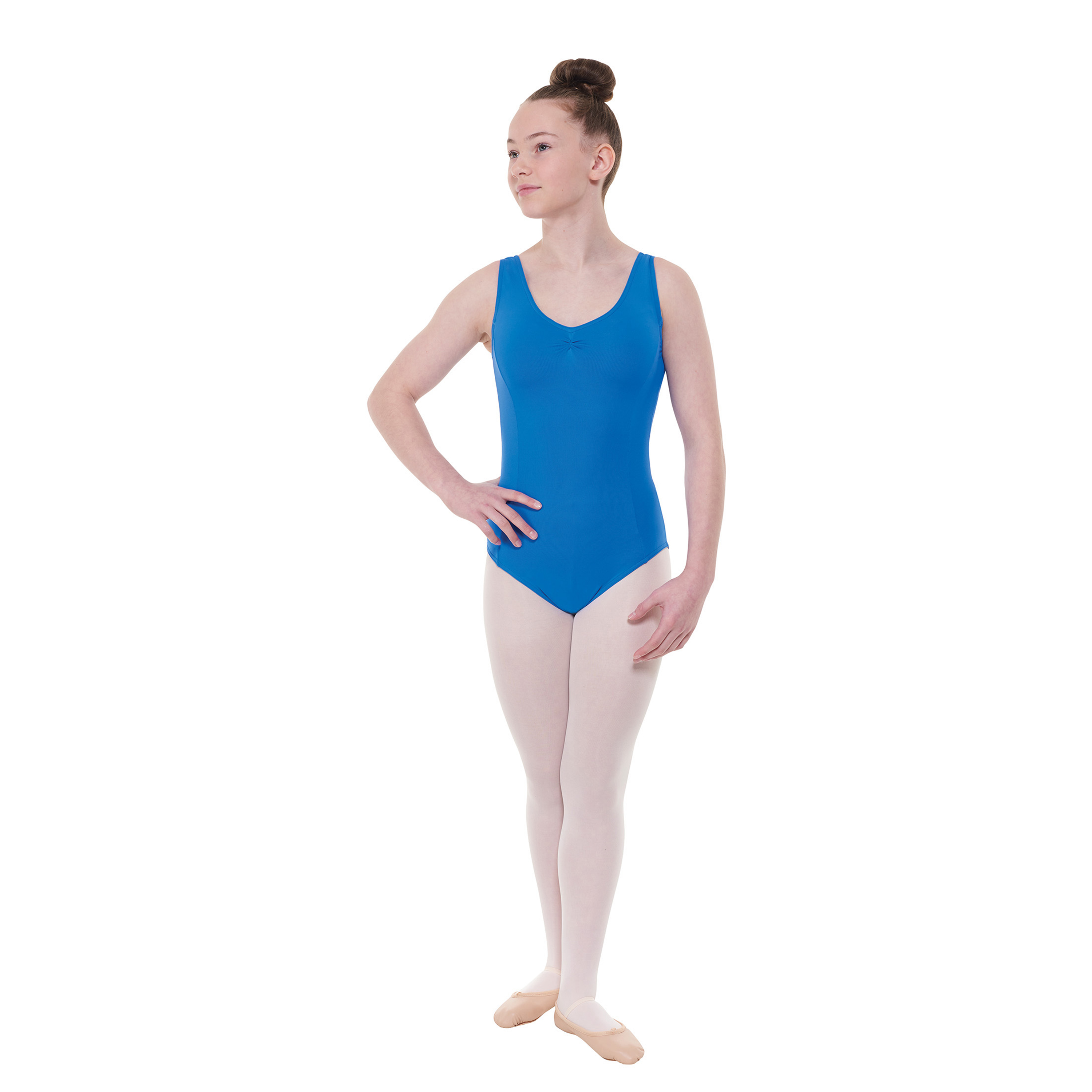 Princess-Seamed-Leotard-With-A-Pinched-Front-by-Tappers-and-Pointers