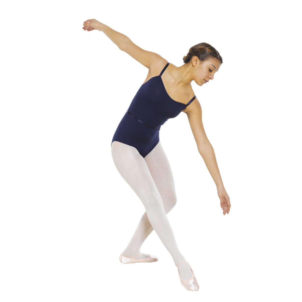 Camisole-Leotard-With-Belt Tappers and Pointers