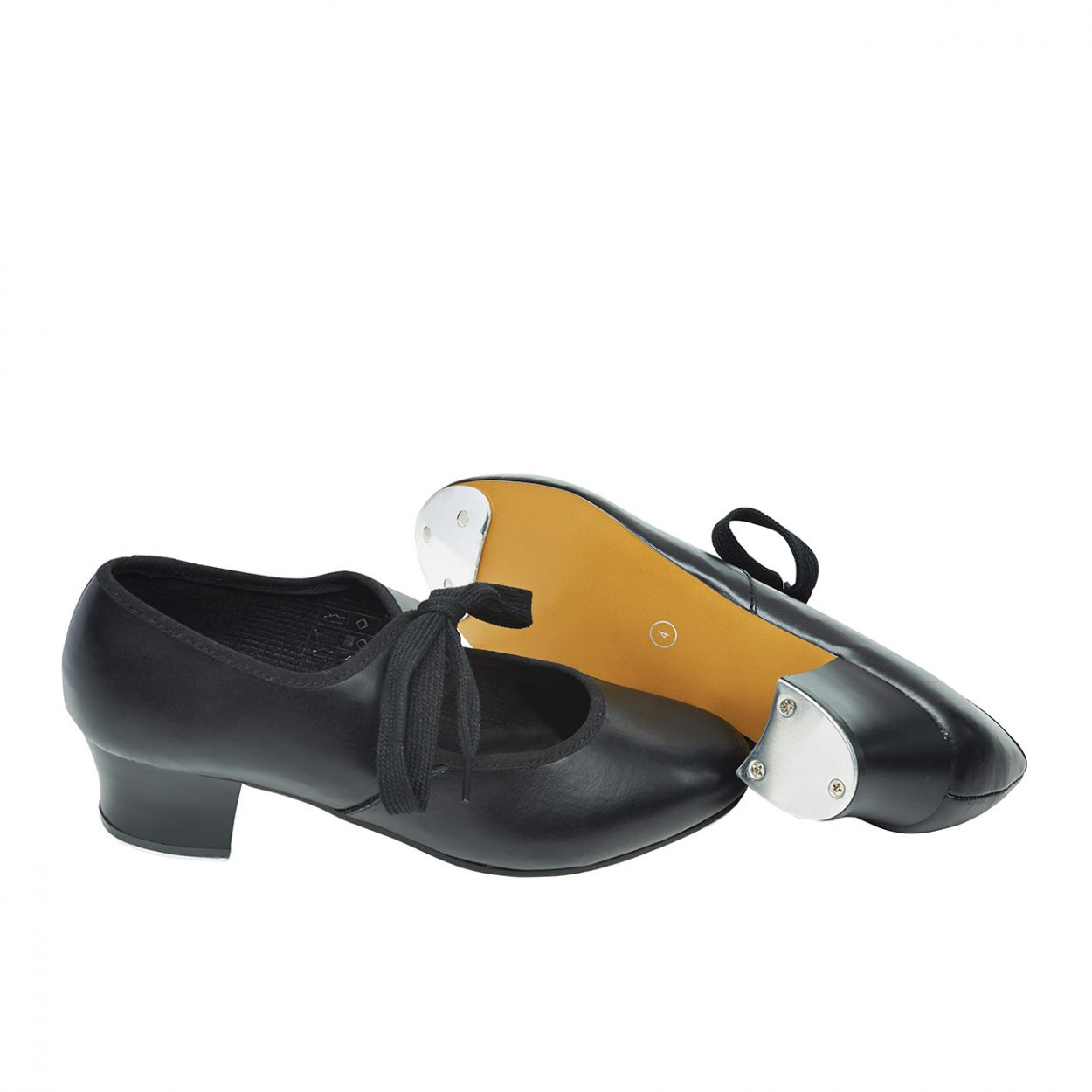 Cuban Heel & Toe Tap Shoe Tappers and Pointers