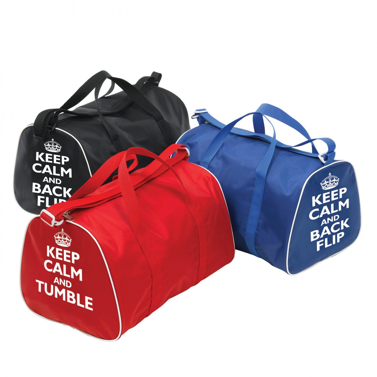 Holdall-Bags-With-Keep-Calm-and-Tumble-Bags-Holdalls Tappers and Pointers
