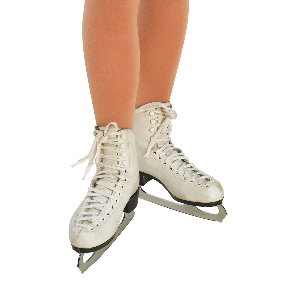 Full Footed Skating Tights by Tappers and Pointers