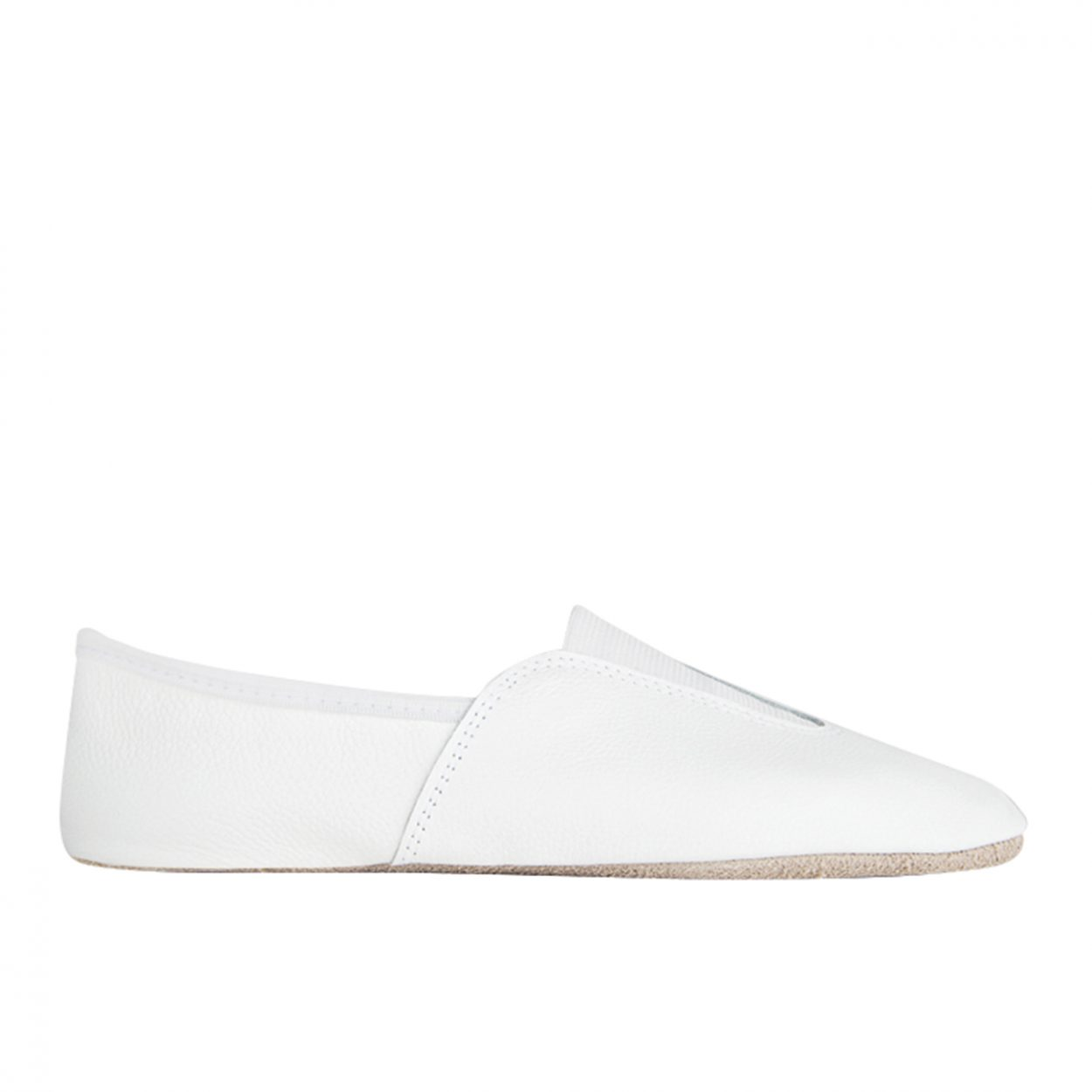Rumpf-Gymnastic-Shoe-White Tappers and Pointers